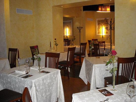 Relais Villa Fornari Hotel Ristorante: ristorante 2