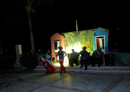 Sanctuary Cap Cana by AlSol:                   Entertainment