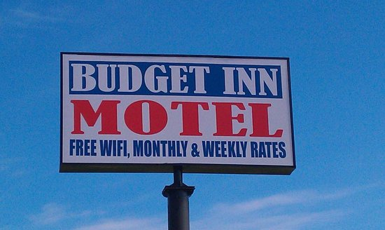 Budget Inn Greenville: SIGN