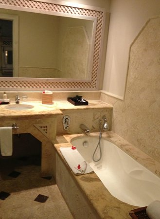 Sanctuary Cap Cana by AlSol:                   Bathroom