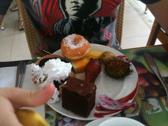 Katathani Phuket Beach Resort: colazione