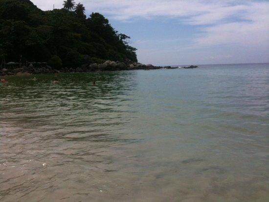 Katathani Phuket Beach Resort: sulla spiaggia
