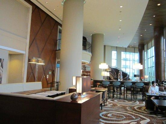 جيه دابليو ماريوت هوتل ليما: Hotel lobby