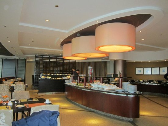 JW Marriott Hotel Lima: Breakfast buffet