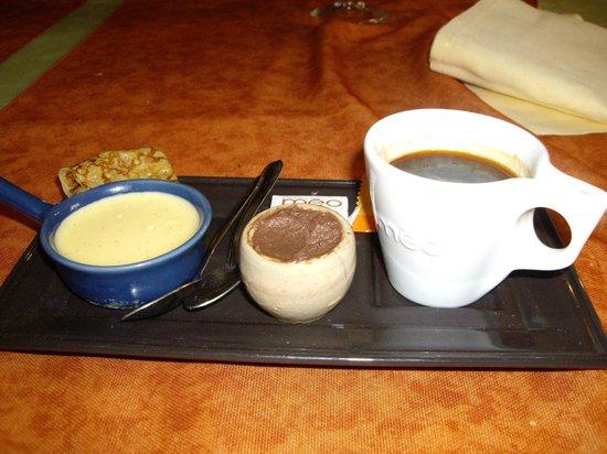 Audresselles, Francia:                   Verwenkoffie