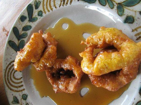 Sol y Luna - Relais & Chateaux: Pumpkin Doughnuts