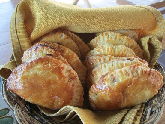 Sol y Luna - Relais & Chateaux: Empanadas