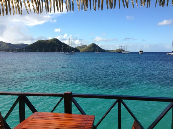 Sandals Grande St. Lucian Spa & Beach Resort:                   Pier View