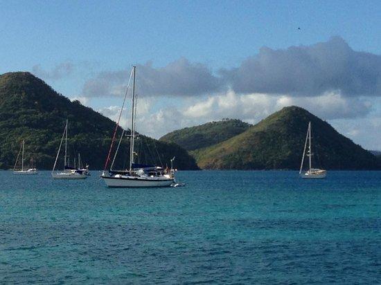 Sandals Grande St. Lucian Spa & Beach Resort:                   Gorgeous view