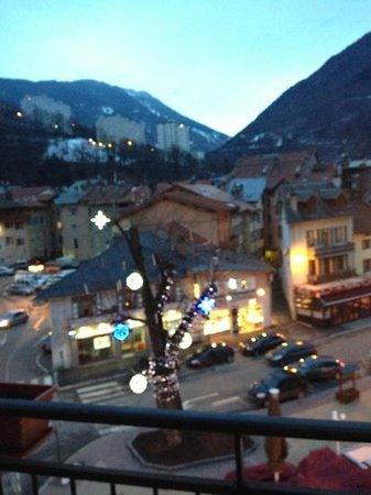 Auberge de Savoie : vue