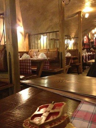 Auberge de Savoie : restaurant
