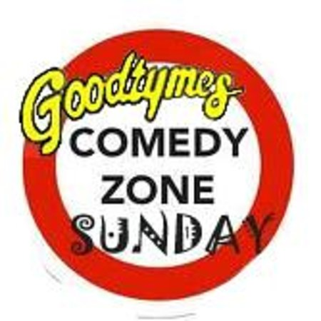 Goodtymes Bar & Grill: sunday night comedy