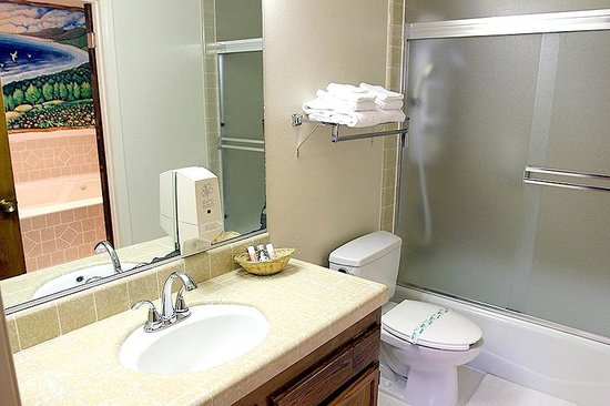 Lone Oak Lodge : Bathroom