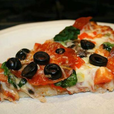 Goodtymes Bar & Grill: Best Pizza