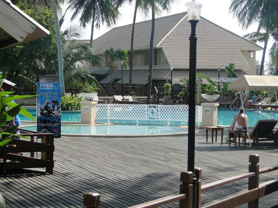 ‪‪Cape Panwa Hotel‬: Pool‬
