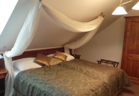 Hotel Residence Agnes:                   Lit King Size