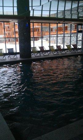 CGH Residence Les Chalets de Flambeau: Main pool