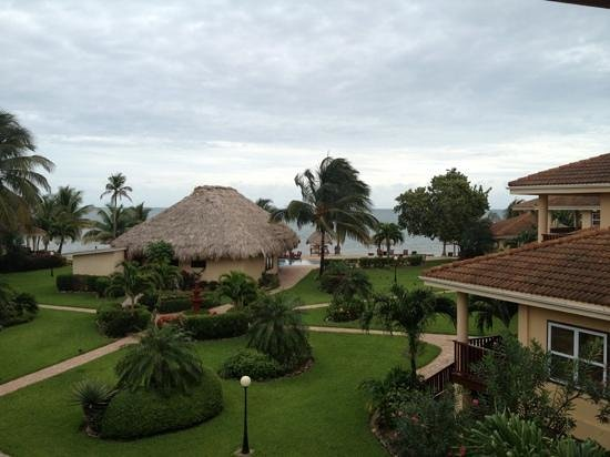 Belizean Dreams Resort:                   vue de la chambre