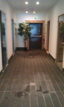 CGH Residence Les Chalets de Flambeau: 3x Saunas 3 x Steam rooms