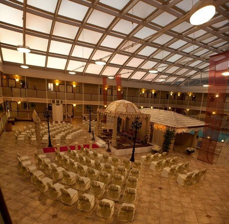 Atrium Hotel : Atrium Banquet Hall