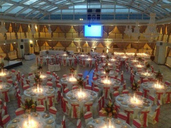 Atrium Hotel : Atrium Baquet Hall
