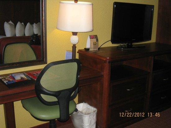Clarion Inn Lake Buena Vista: Cuarto