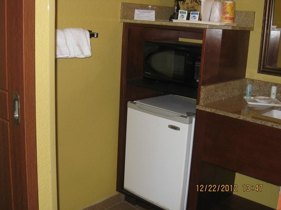 Clarion Inn Lake Buena Vista: Bano