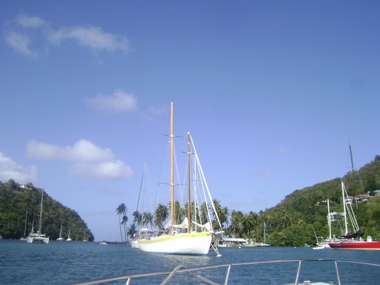 Oprah S Vacation Home Picture Of Ocean Angel Boat Tours