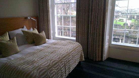 โรงแรมเอเพ็กวอเตอร์ลูเพลส: My room