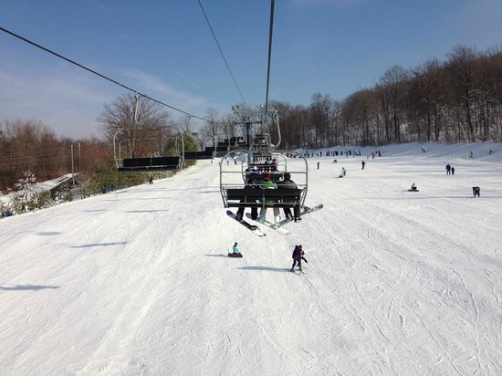 Liberty Mountain Resort:                   Kids' lift