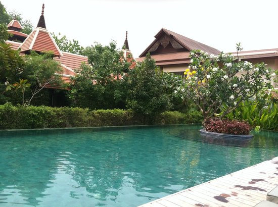 Siripanna Villa Resort and Spa Chiang Mai:                   Poolbereich