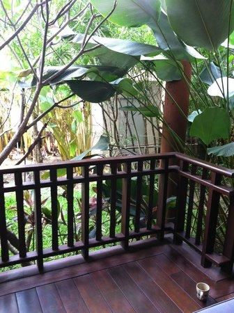 Siripanna Villa Resort & Spa:                   Hotelanlage
