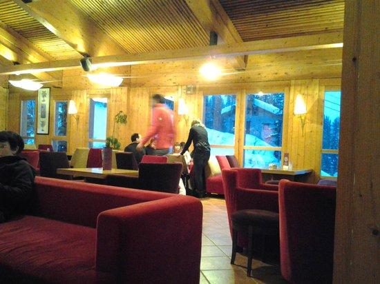 Les Villages Clubs du Soleil Arc 1800:                   bar
