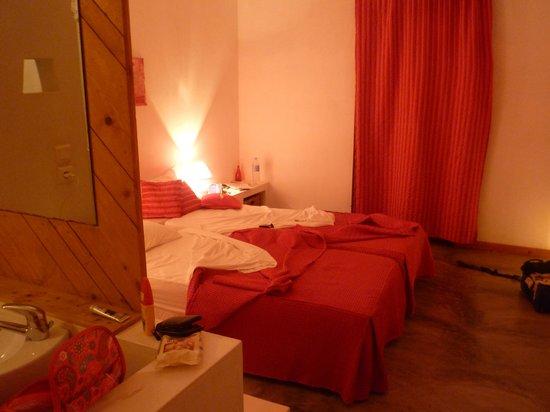 Residencial Goa:                   de meisjes slaapkamer