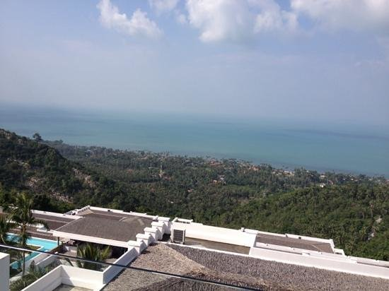 Infinity Residences & Resort Koh Samui:                                     infinity ocean views from our room