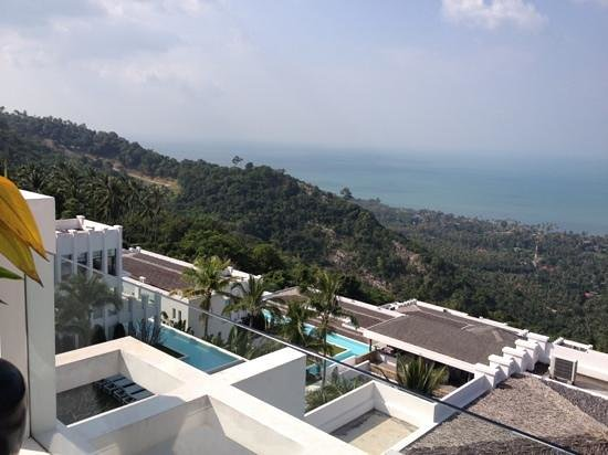 Infinity Residences & Resort Koh Samui:                                     infinity views