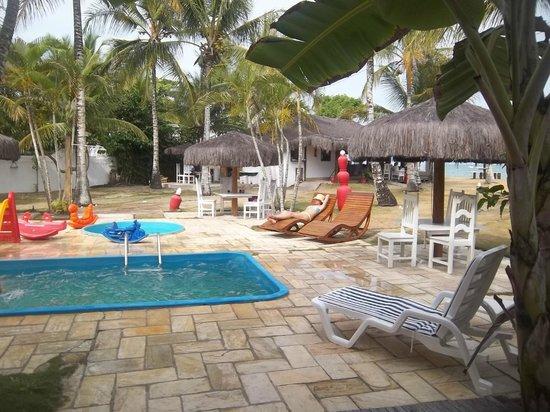 Arraial Praia Hotel Pousada:                   PILETA PARA NIÑOS