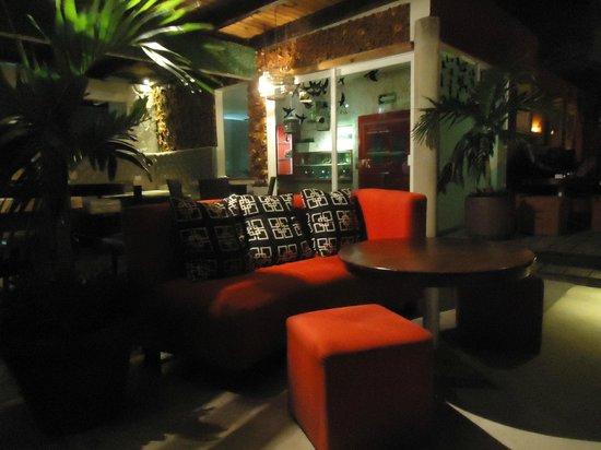 Hotel El Punto:                   La Azotea