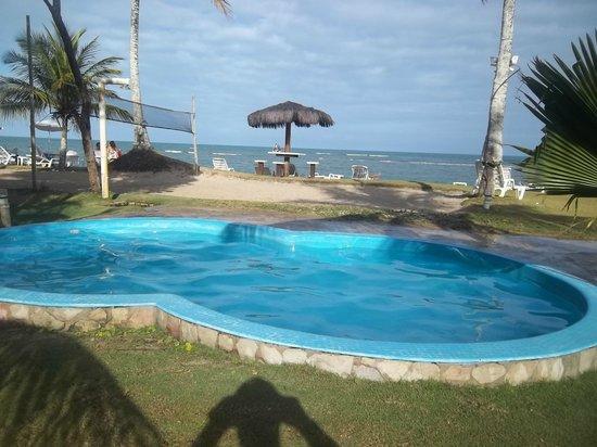Arraial Praia Hotel Pousada:                   PILETA CON HIDROMASAJE