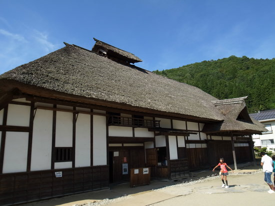 Ouchimachinami Museum