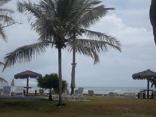 Arraial Praia Hotel Pousada:                   PLAYA DEL HOTEL