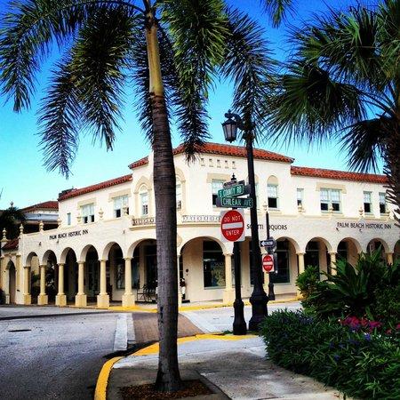 Palm Beach Historic Inn: Hotel