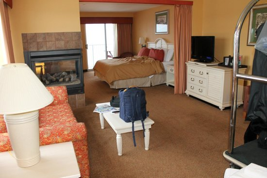 Chesapeake Beach Resort and Spa:                   Room