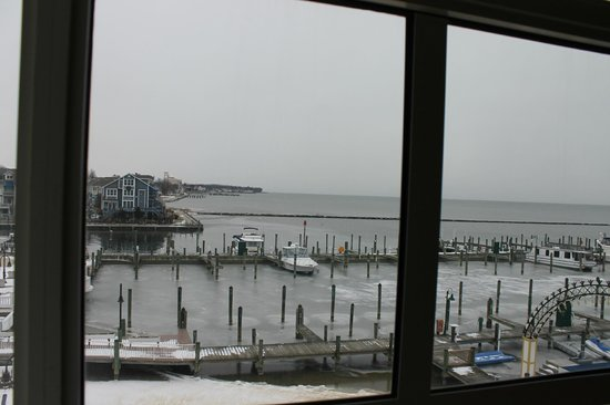 Chesapeake Beach Resort and Spa :                   View from Balcony