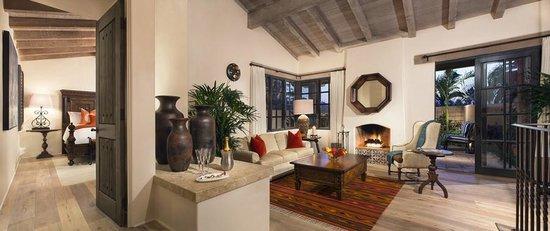 Rancho Valencia Resort and Spa: One bedroom Casita.