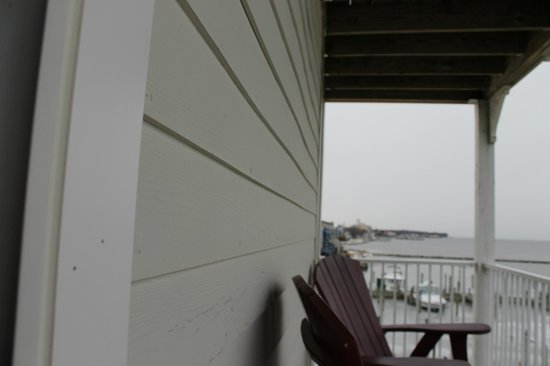 Chesapeake Beach Resort and Spa :                   Balcony