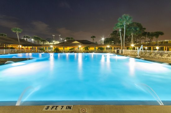 BEST WESTERN PLUS International Speedway Hotel: Swimming Pool