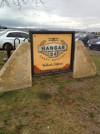 Hangar 24 Craft Brewery:                   Hanger 24