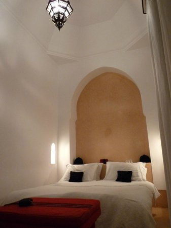 Riad Ariha:                   Our room