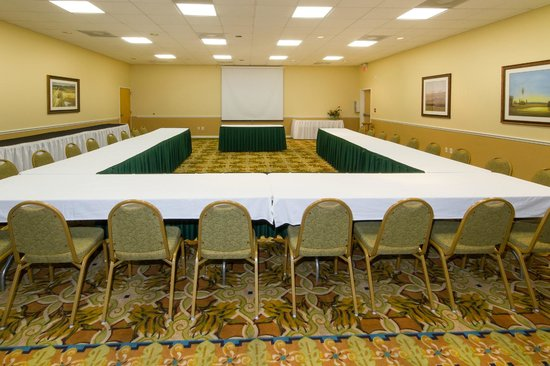 Best Western International Speedway Hotel: Indigo North Meeting Room